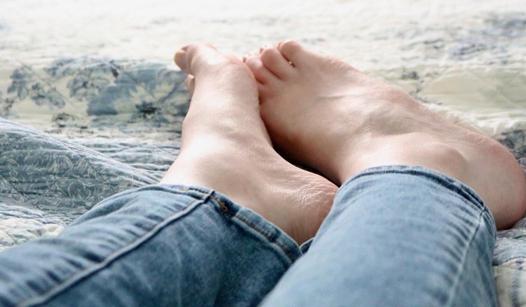 Cinq petits faits à propos des pieds