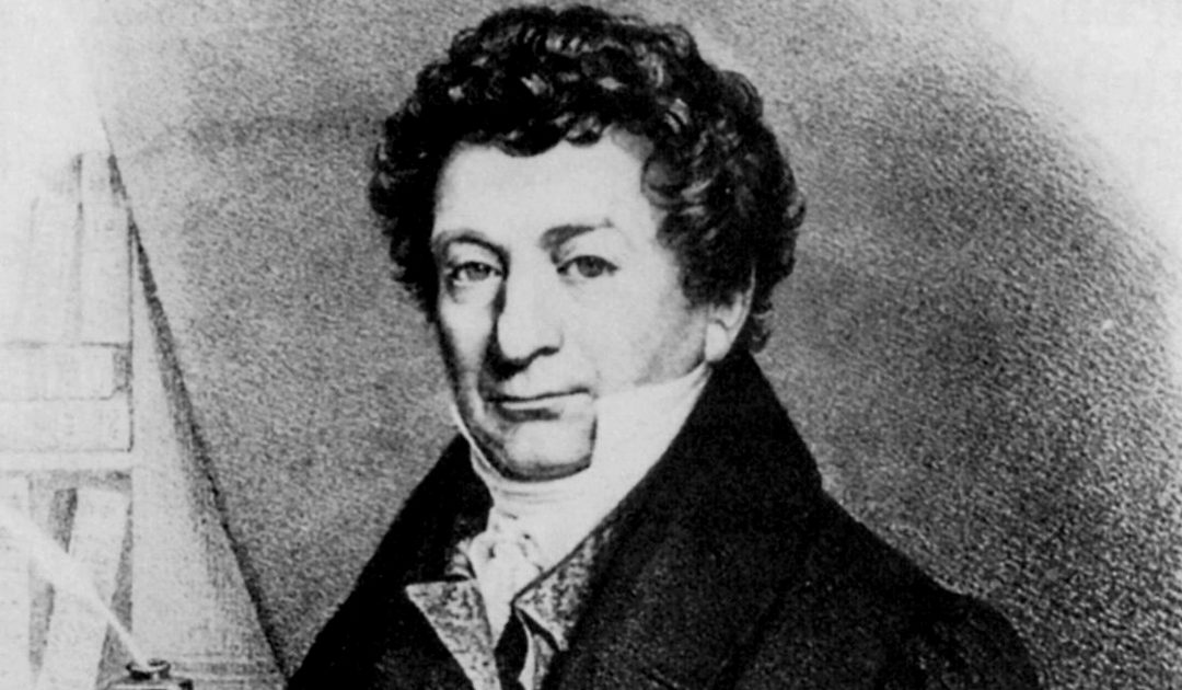 Friedrich Sertürner, pharmacien inventeur de la morphine
